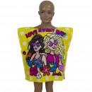 Barbie Welur ponczo
