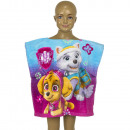 Paw Patrol Badeponcho velours