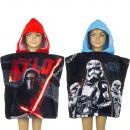 Star Wars Badeponcho mit kapuze velours