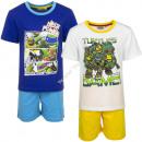 Turtles short pyjama Ninja power