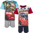 Cars Pijama corto