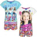 Soy Luna short pyjama #Alegria