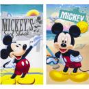 Mickey toalla de terciopelo playa
