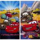 wholesale Licensed Products:Cars velour beach towel