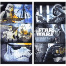 Star Wars velour beach towel