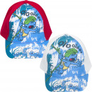 Smurfen baby cap