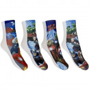 Avengers 2 pack calcetines