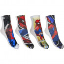 Spiderman 2 pack socke