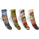 Cars 2 pack socke