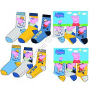 Peppa Pig 3 pack socks