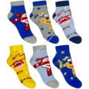 Super Wings 3 pack ankle socks