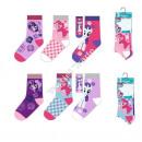 My little Pony 3 pack socks purple