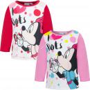 Minnie baby long sleevesI love dots