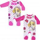 Paw Patrol baby sleepsuits Skye