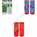 Avengers full terry socks with abs