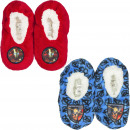 Avengers slippers red and blue