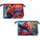 Spiderman toilet bag Blue / Red