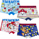 wholesale Licensed Products: Paw Patrol 2 pack boxer shorts