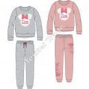 Minnie adult pyjama Coral Fleece Pink / Grey