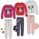 Minnie adult pyjama Coral Fleece Active Print