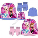 Frozen Disney hats and gloves Butterfly