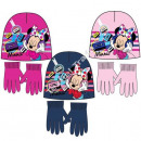 Minnie hats and gloves Music Glitter