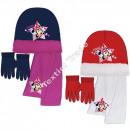 Minnie winter hat scarf and gloves set
