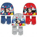 Mickey hats and gloves Multi Colors