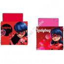 Miraculous Ladybug Reversible Snood Pink / Red