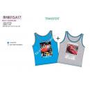 wholesale Shirts & Blouses: Cars Sleeveless / singlet 2 pack