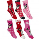 Minnie 3 pack socke