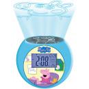 Peppa Pig Projector Radio Clock PP
