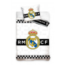 Real Madrid duvet cover RM CF