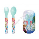 wholesale Licensed Products: Frozen Disney Cutlery set Elsa Anna Olaf