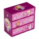 El Reino del Hielo - Frozen caja de joyería