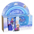ingrosso Prodotti con Licenza (Licensing): Il Regno Di  Ghiaccio - Frozen set colazione 3 pezz