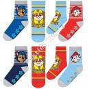 Paw Patrol 3 pack socks