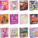 Großhandel Taschen: Disney geschenk tasche large 12 assorti