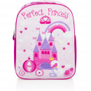 Princess backpack Perfect 32 cm