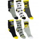 Batman 3 pack socks