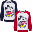 Mickey Mouse long sleeves campus summer