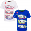 Cars Disney t-shirt speed