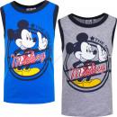 ingrosso Prodotti con Licenza (Licensing): Mickey magliette senza maniche