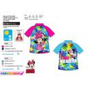Minnie úszás T-Shirt Anti-UV