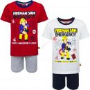 wholesale Childrens & Baby Clothing:Fireman Sam short pyjama