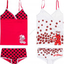 Miraculous Ladybug underwear set Red / LGrey
