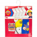 Fireman Sam 3 pack briefs
