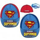 Superman cappellino neonati