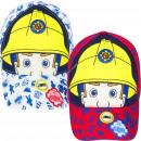 Fireman Sam character cap