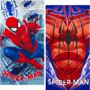 Spiderman teli mare microfibra